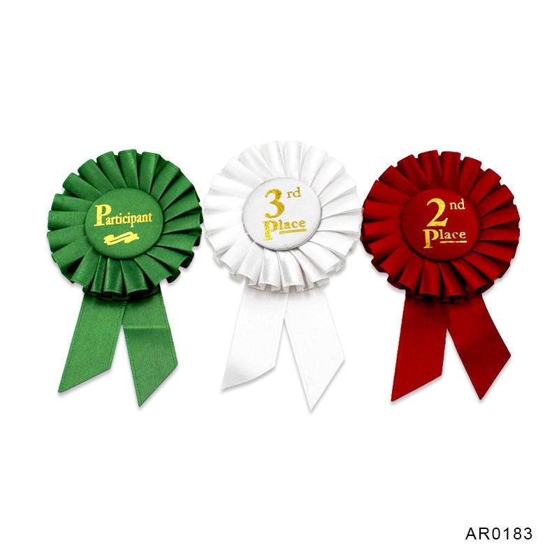 Premium gift satin ribbon for school art conte