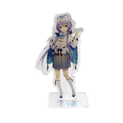 Promotional gift anime acrylic standee