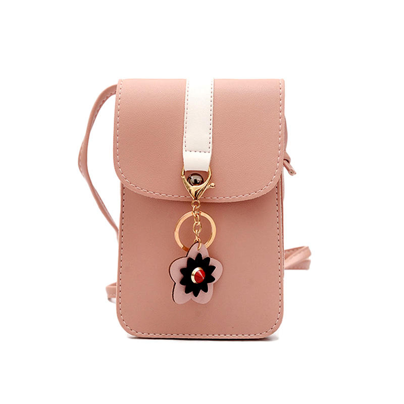 Girl's gift PU Leather Bag for birthday