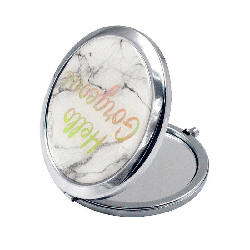 Fancy gift Double sided mirror