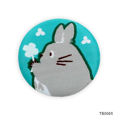 Promotional gift Custom Woven Badge
