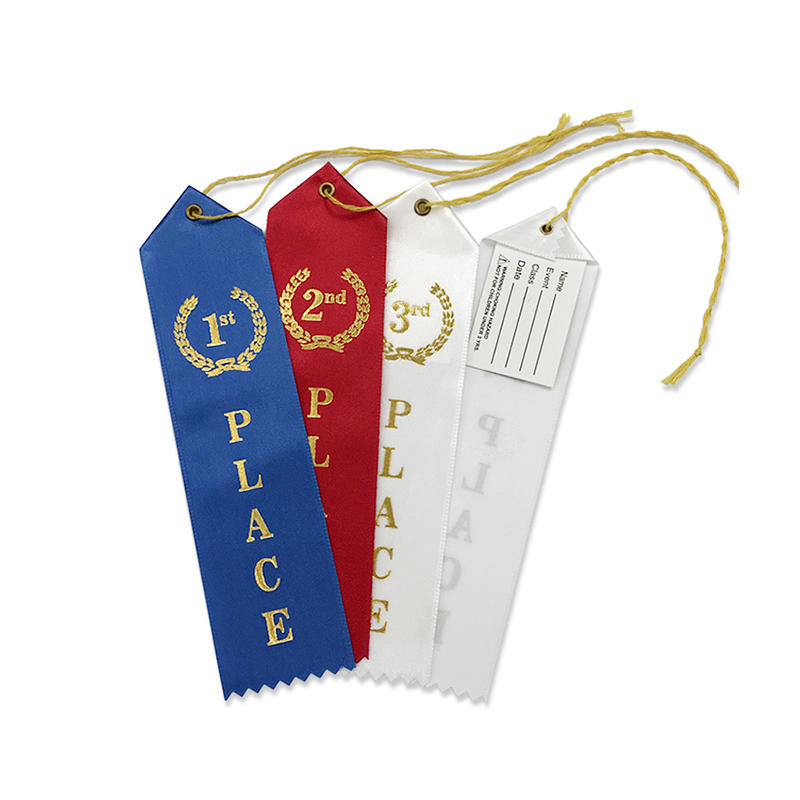 1st - 2nd -3rd Place Premium Gift Award Ribbon For Children's Art Show