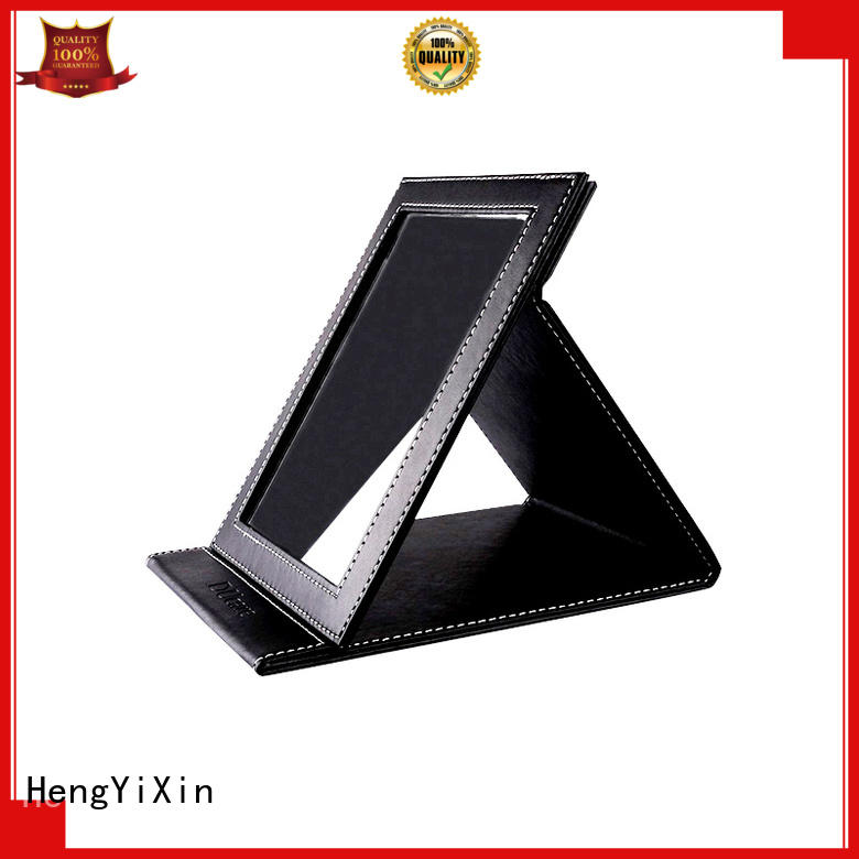 pu mirror heart girls credit Warranty HengYiXin