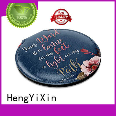 Mirror Side Foldable Double Sides Mirror Portable HengYiXin Brand