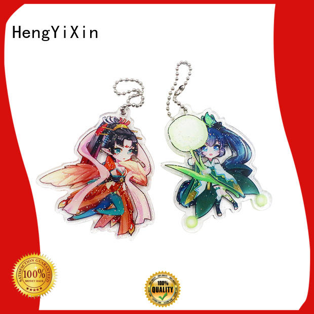 Wholesale keychain cute keychains HengYiXin Brand
