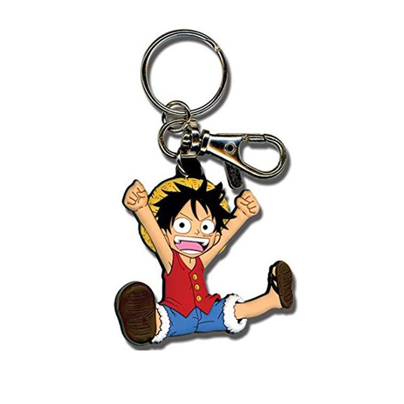 Promotional gift Custom PVC Keychain