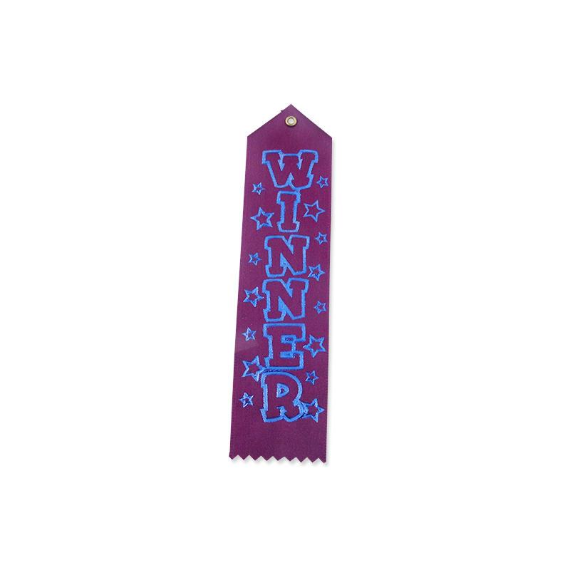 Custom Printed Logo Sedex Audit Place Award Ribbon