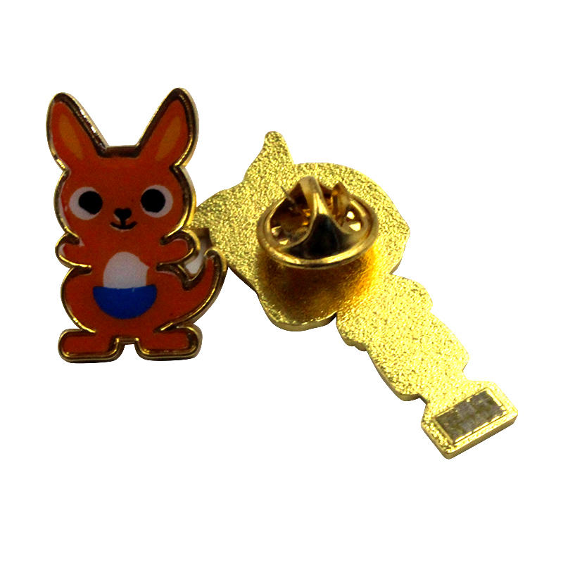 Promotion Souvenir Craft Pikachu cute cartoon enamel metal pin badge for gifts