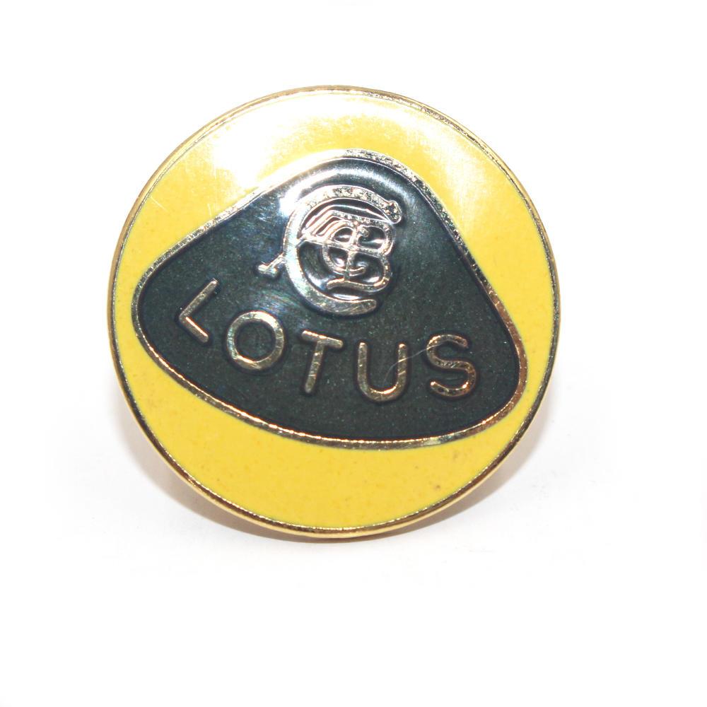 Personalized Sport Award Ribbon Badges Zinc alloy imitation hard enamel pin badge