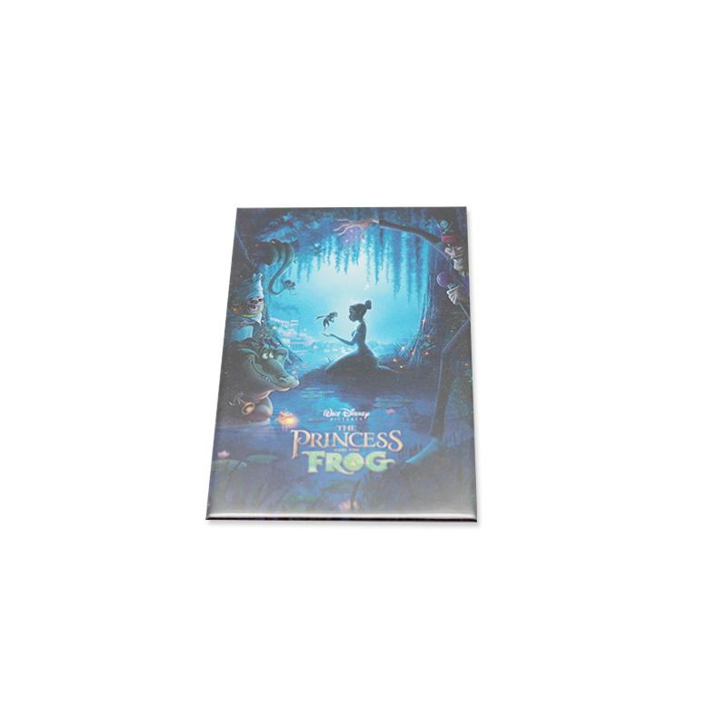Promotional Gift Logo Printed Cartoon Anime Fridge Magnet for Home