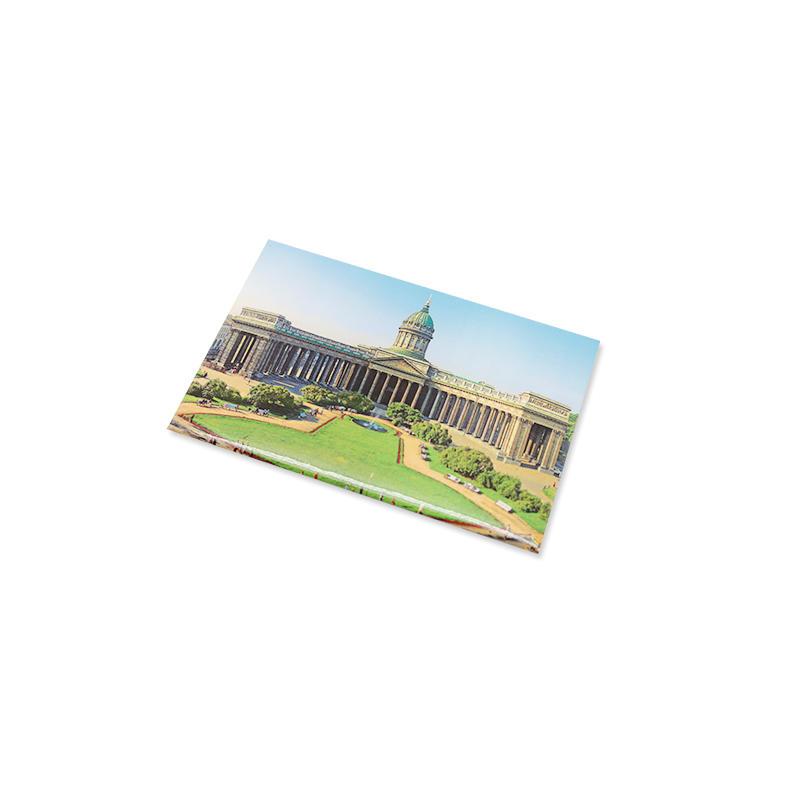 Wholesale home decor OEM promotional gift World City Tourist Souvenir fridge magnet