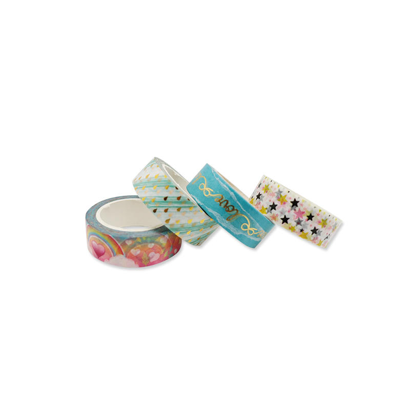 Custom Printed Decorative DIY Washi Tape for kids