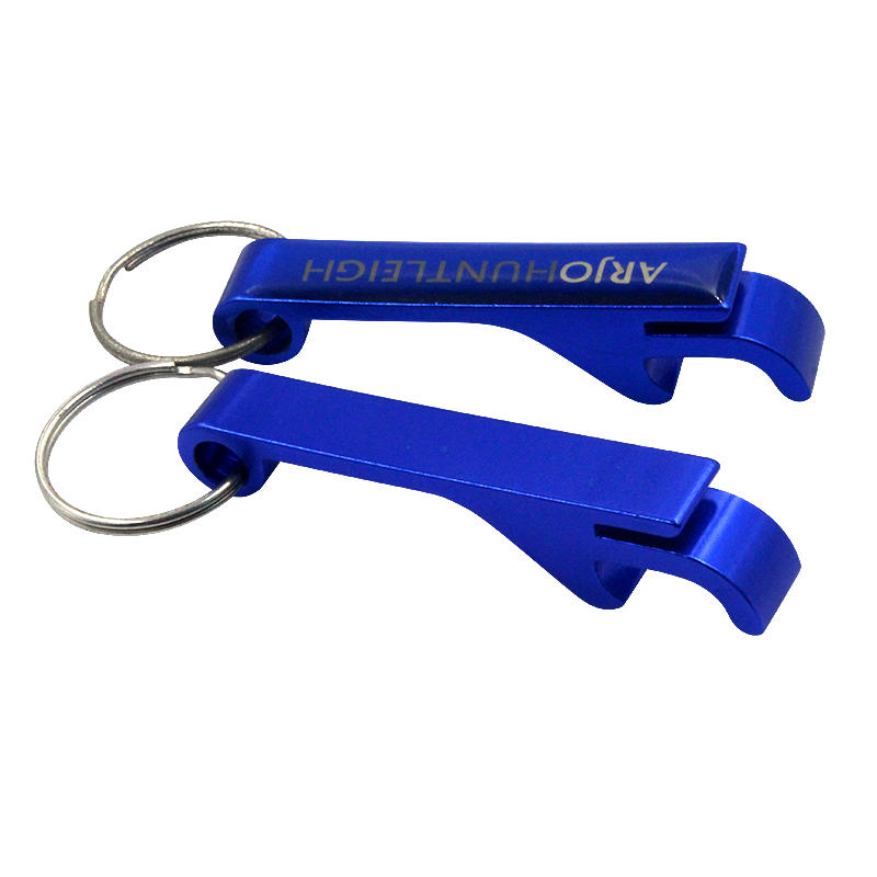Key Chain Beer Bottle Opener / Pocket Small Bar Claw Beverage Keychain Ring