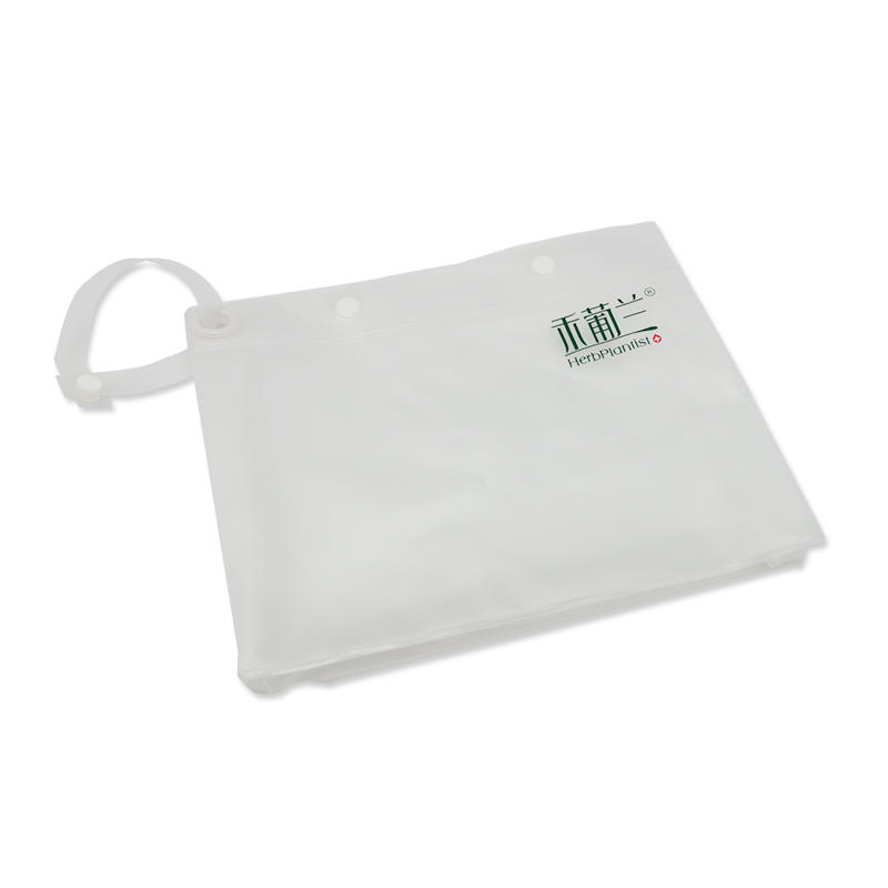 OEM Translucent Makeup Storage Puoch Fashion Portable PVC Cosmetic Bag