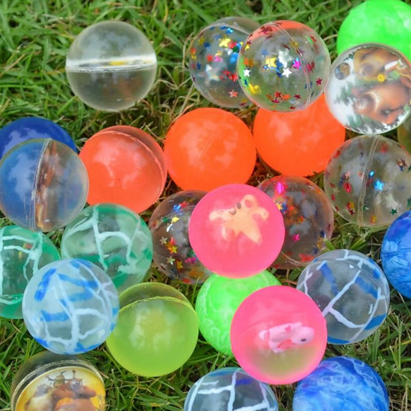 Wholesale 27mm 32mm 45mm 49mm Rubber Bouncy Ball