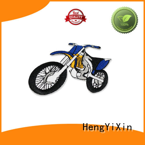 HengYiXin promotional custom patches supplier for gift