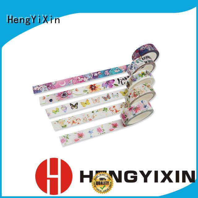 crafts custom make washi tape kids for gift HengYiXin