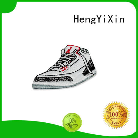 HengYiXin cute Embroidery Patch personalized for girl