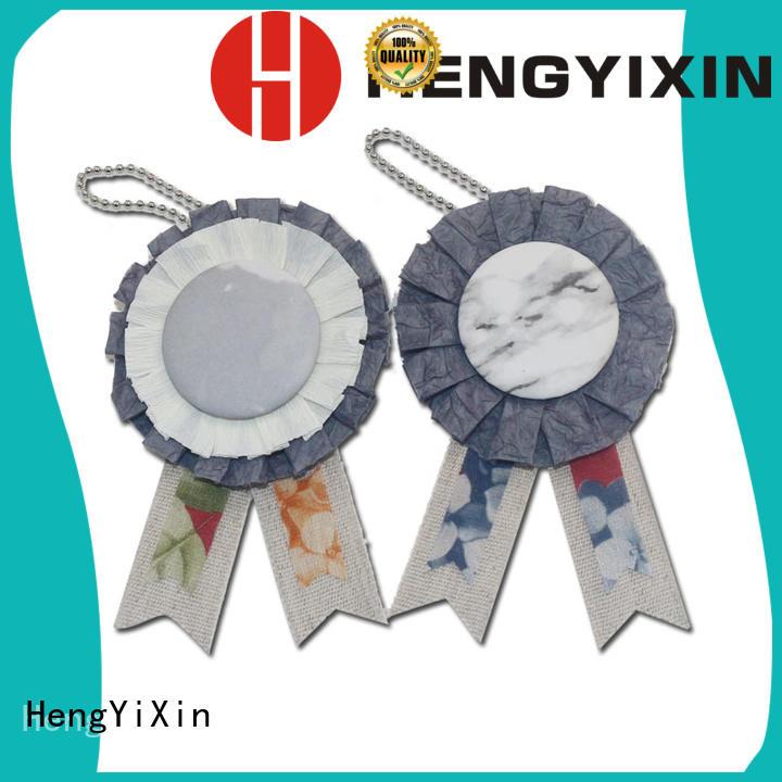 horse show rosettes decration for show HengYiXin