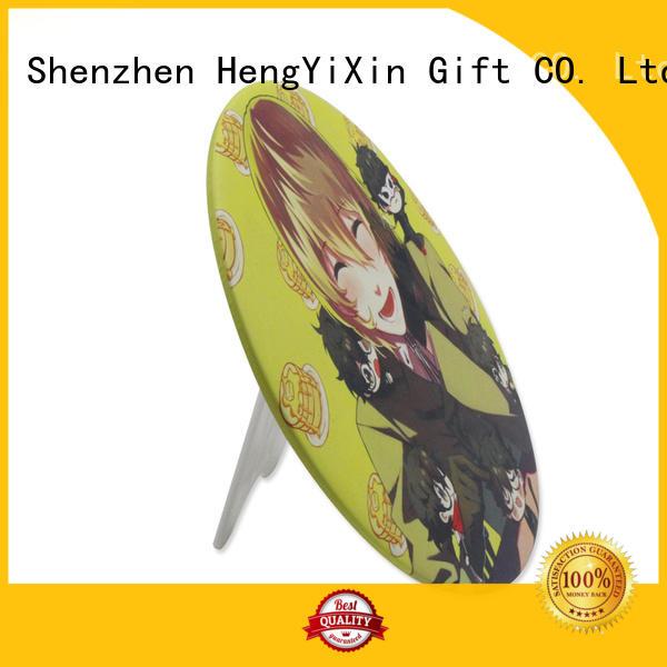 HengYiXin tin gift badge manufacturer for children