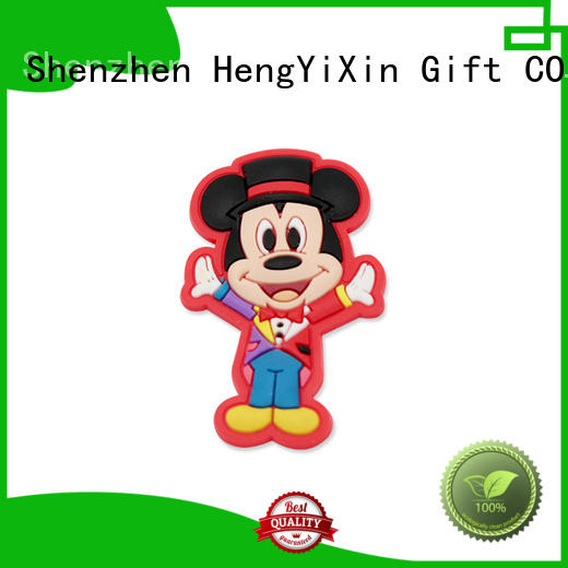 cartoon soft pvc keychain series for kids