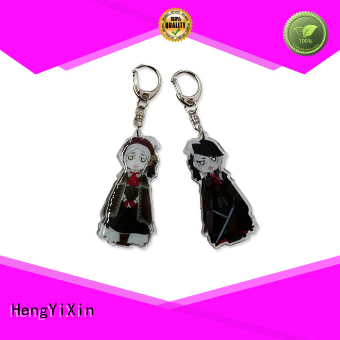 HengYiXin anime acrylic stand figure for children