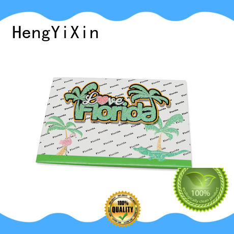 Magnet Letters pocket for promotion HengYiXin